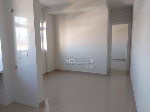 Apartamento Com 1 Dormitório À Venda, 34 M² Por R$ 238.000,00 - Portão - Curitiba/pr - Ap0234