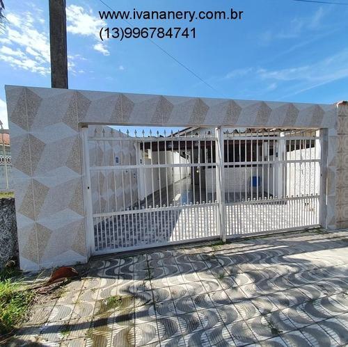 Imagem 1 de 28 de Linda Casa A 300 Metros Do Mar - Praia Grande - Ca00043 - 69379895