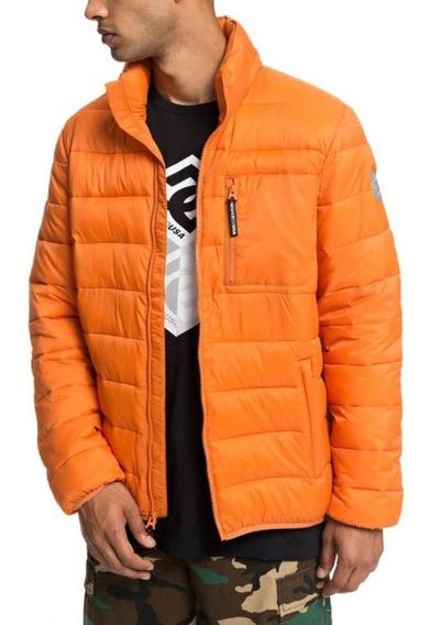 Dc Campera Hombre Tintern Naranja Fkr