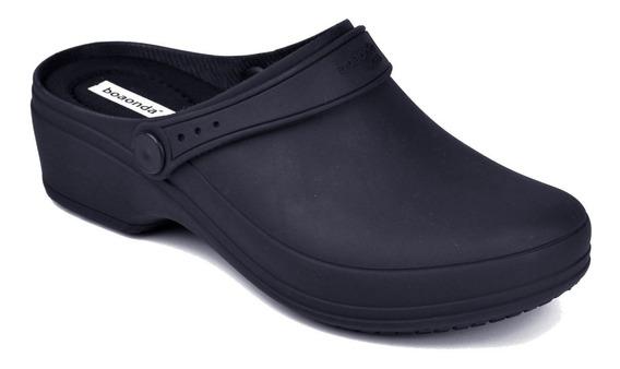 Sapato Profissional Boaonda Bio Tamanco Enfermagem Cozinha