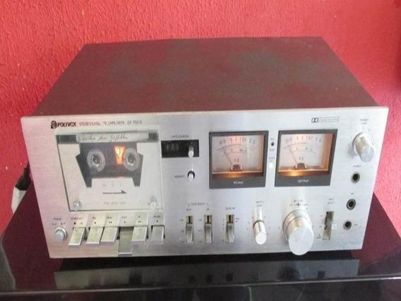 Correia Tape Deck Polyvox Cp 750d Frete Grátis Leia