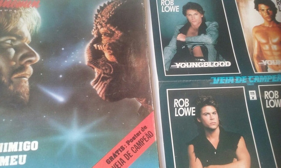 Cinemim N 24 Com Poster Veja De Campeao Com Rob Lowe