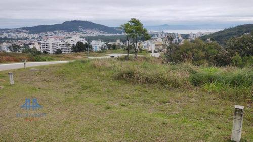 Imagem 1 de 19 de Terreno À Venda, 548 M² Por R$ 946.800,00 - Itacorubi - Florianópolis/sc - Te0223