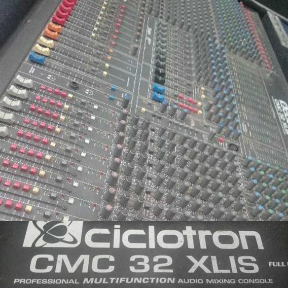 Mesa Ciclotron Analogica 32