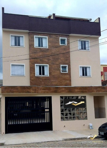 Cobertura À Venda, 39 M² Por R$ 270.000,00 - Vila São Pedro - Santo André/sp - Co0057