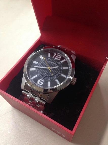 Relógio Mondaine Masculino Prata 99079g0mvna2