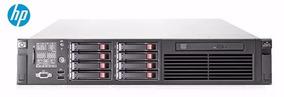 Servidor Hp Proliant Dl380 G6 Intel Quad 32gb 2x146gb Hd Sas