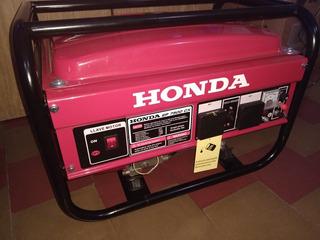 Grupo Electrógeno Honda Nuevo Con Garantía