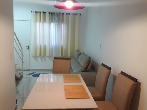 Imagem 1 de 21 de Casa Em Condomínio Pronto Para Morar Osasco - Sp - Santa Maria - 0588