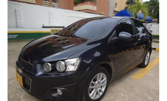 2015 Chevrolet Sonic 1.6