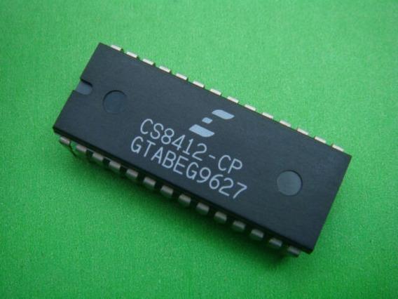 Cs8412-cp Digital Audio Inter Face Receptor Ic Cs8412