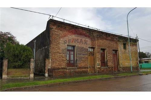 Venta Const 1900 Gran Local Casa 499cub