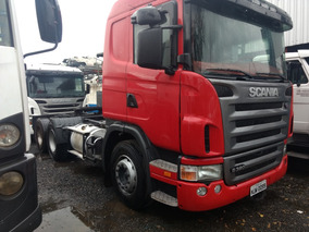 Scania 124 380 6x2