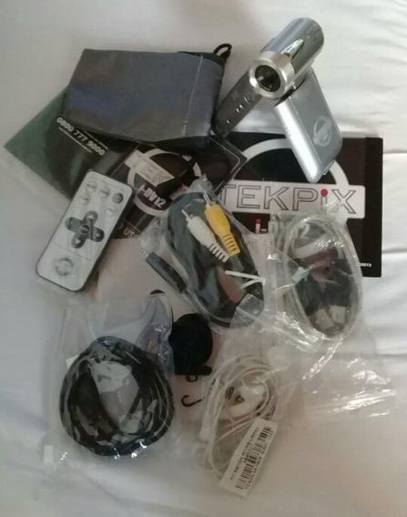 Câmera E Filmadora - Tekpix I-dv12