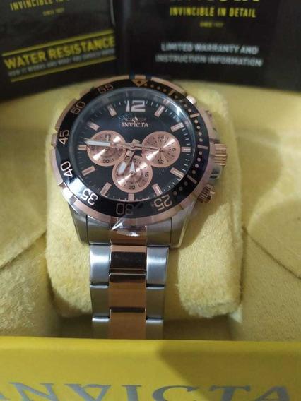 Relógio Invicta 23667 Specialty Cronógrafo Original Na Caixa