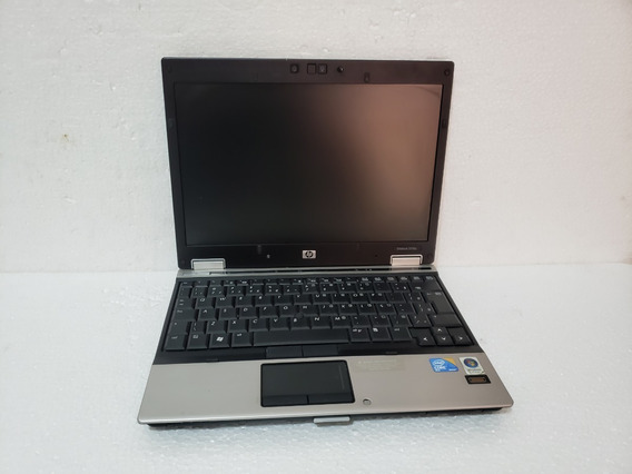 Notebook Hp Elitebook 2530p 4gb Hd 500 Gb