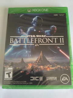 Star Wars Battlefront Ii Xbox One Nuevo Fisico Sellado