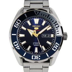 Relógio Seiko Sport 5 Automático Srpc51