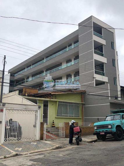 Apartamento Com 02 Dormitórios Na Vila Nova Savoia - V62958