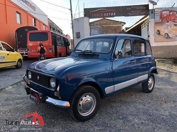 Renault R4 Master 1.0 1988