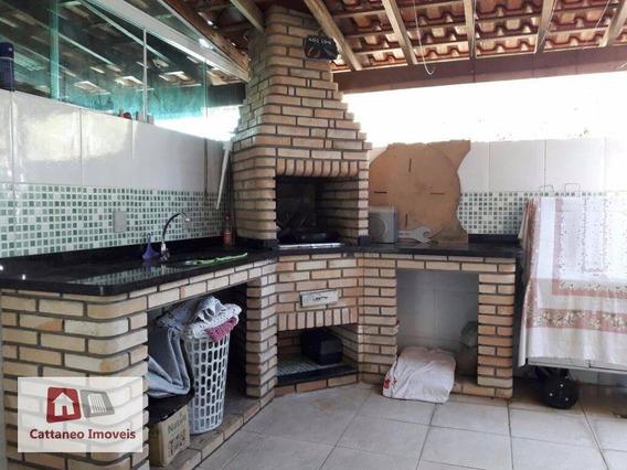 Casa 2 Dorm Pronta Para Morar! Nativo Clube - Ca0050