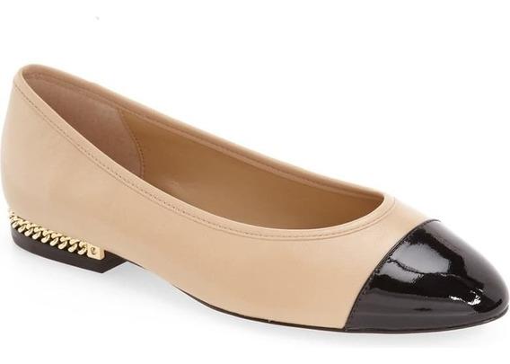 Zapatos Michael Kors Sabrina Ballet Flat 26.5 Cm