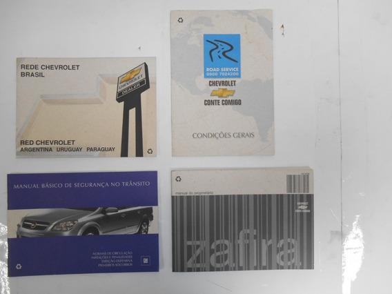 Manual Do Proprietário Zafira 2007 Novo Gm 93355991