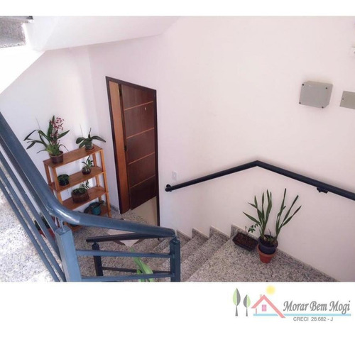 Imagem 1 de 15 de Apartamento Para Venda Em Mogi Das Cruzes, Mogi  Moderno, 2 Dormitórios, 1 Banheiro, 1 Vaga - 3634_1-1810944