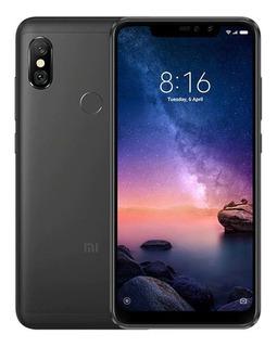 Celular Xiaomi Redmi Note 6 Pro Y Funda Nillkin - Impecable!