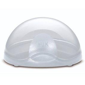 Caixa Protetora Para Chupeta Nuk Transparente
