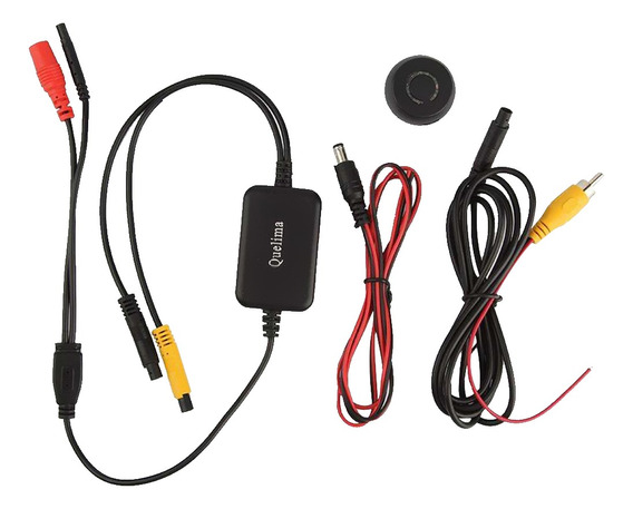Car Câmera De Vídeo Switcher Splitter Cabo Para Hdtv+control
