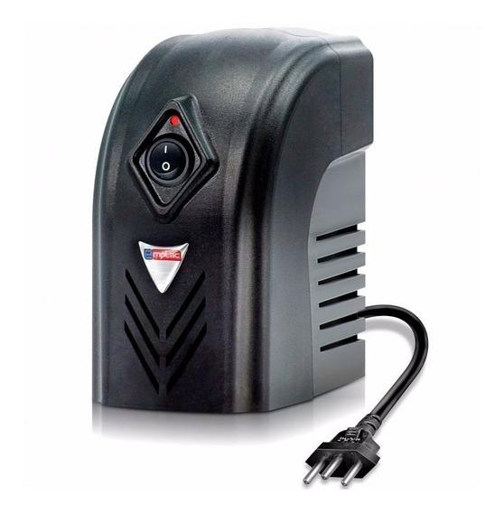 Protetor 500va (300w) Bivolt 220v/127v Emplac Estabilizador