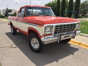 Ford F150 Ranger Xlt Pickup 1978