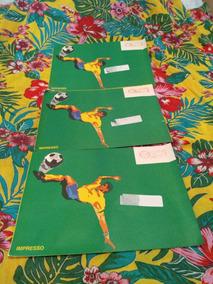 Envelope Correios Copa De 98 Anos 90 Copa Do Mundo Futebol