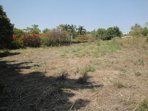 Terreno Comercial En Colonia Lomas De Jiutepec / Jiutepec - Cbr-318-tu