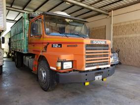 Scania 112 Baranda Volcables