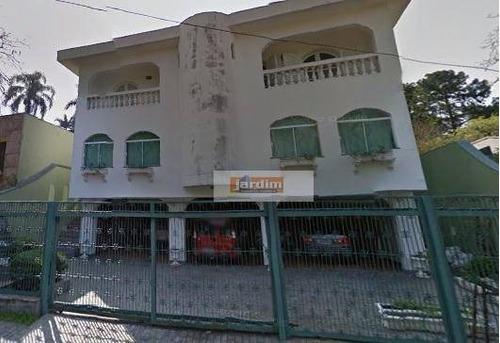 Sobrado Residencial À Venda, Parque Anchieta, São Bernardo Do Campo. - So2091