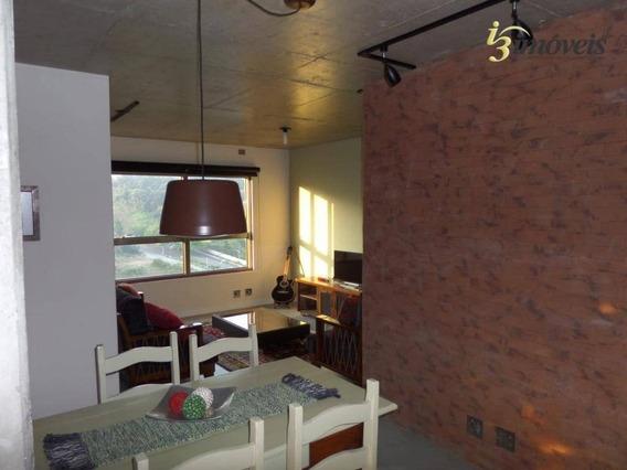 Aluguel Apartamento Praia Brava Max Haus Itajaí Mobiliado 02 Quartos Vaga De Garagem - Ap1900
