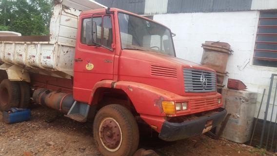 Cabine Caminhão M Benz 1214 Ano 95 Completa