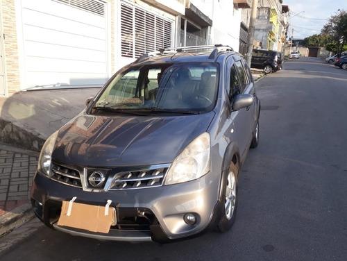 Nissan Livina X-gear 2013 1.8 Sl Flex Aut. 5p