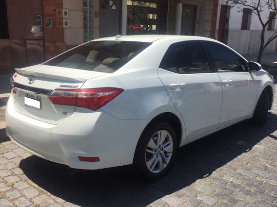Toyota Corolla Xei Cvt Pack At Especial Para Exigentes!!!