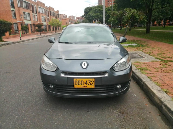 Renault Fluence Privilege Automatico 2012 Excelente!!!