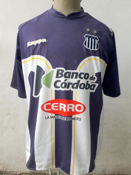 Camiseta Talleres De Córdoba Kappa 2008 #2 Lussenhoff