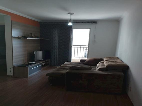 Apartamento Com 02 Dormitórios E 01 Vaga De Garagem - Jd Conceição - 1.200 Reais - 11443