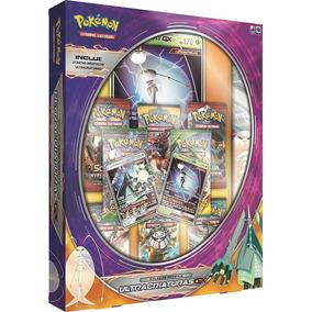 Box Pokemon Playmat Ultra Beast Gx Celesteela - Copag