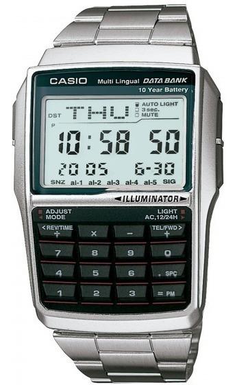 Relógio Casio Dbc-32d-1adf Calculadora Esportivo - Refinado