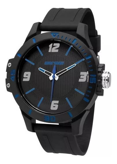 Relógio Mormaii Masculino Wave Mo2035fl/8a Original Barato