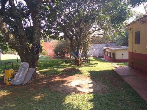 Imagem 1 de 21 de Chácara Com 3 Dormitórios À Venda, 3300 M² Por R$ 720.000,00 - Ivoturucaia - Jundiaí/sp - Ch0085