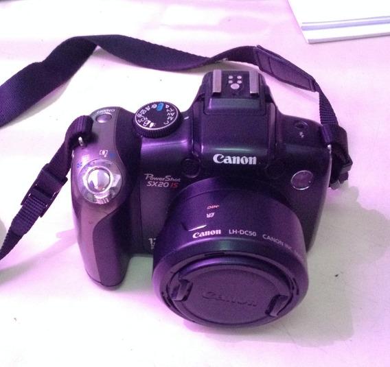 Camara Digital Canon Powershot Sx20 Is