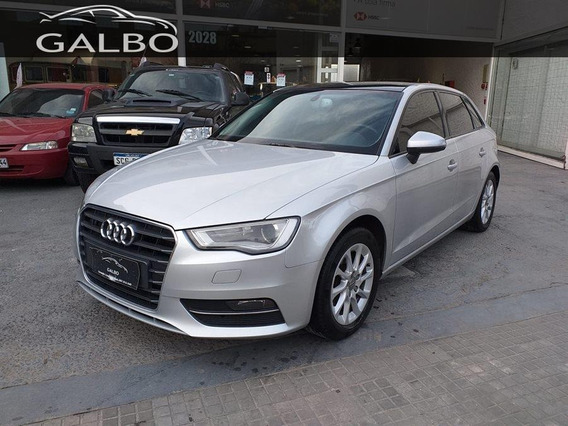 Audi A3 Tfsi S-tronic 1.8 Retira Con Usd 12.950 - Galbo